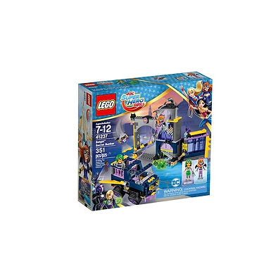 LEGO 41237 DC Super Hero Girls Batgirl Secret Bunker - HARD TO FIND (GX1)