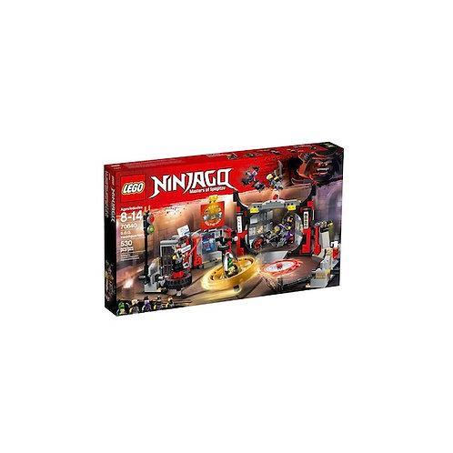 LEGO 70640 Ninjago S.O.G. Headquarters (GX1)