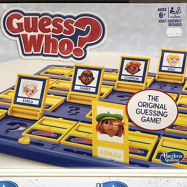 Guess Who? Game (Hasbro Gaming) on Localy.co.uk (GX1)