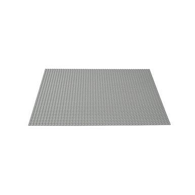 LEGO 10701 Classic Gray Baseplate (GX1)