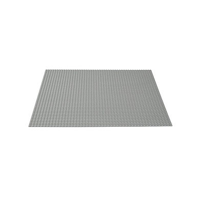 LEGO 10701 Classic Gray Baseplate (GX1)