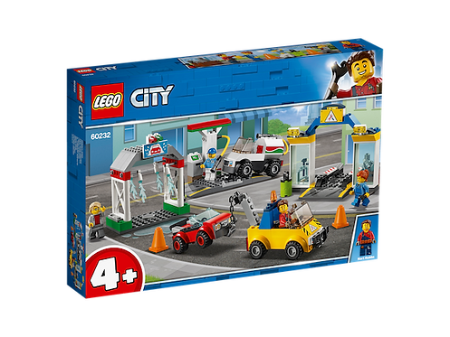 LEGO 60232 City Town Garage Center (GX1)