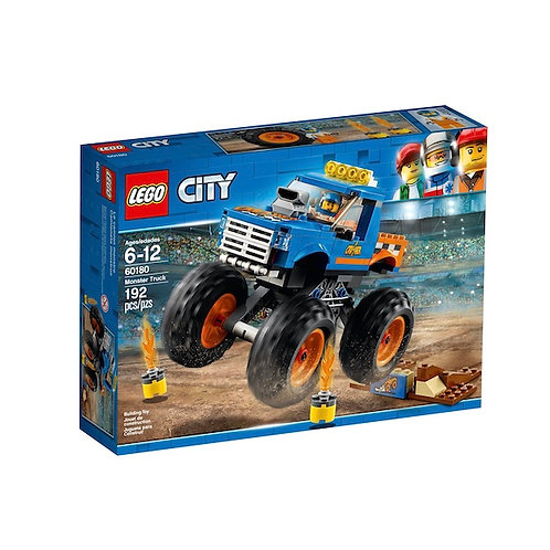 LEGO 60180 City Great Vehicles Monster Truck (GX1)