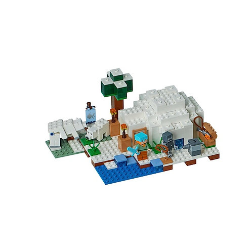LEGO 21142 Minecraft The Polar Igloo (GX1)