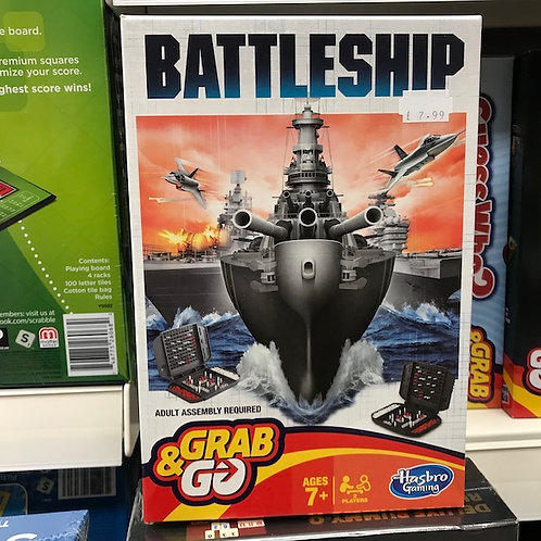 Battleship Grab and Go by Hasbro on Localy.co.uk (GX1)