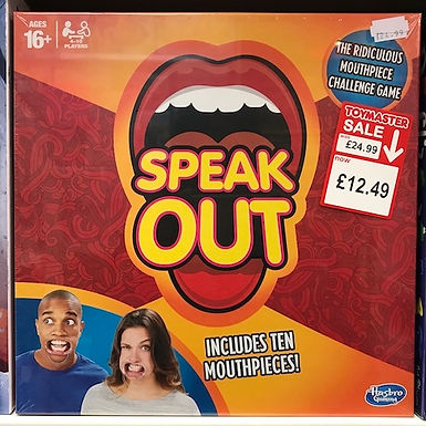 Speak Out Game on Localy.co.uk (GX1)