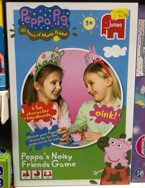 Peppa Pig - Peppa's Noisy Friends Game on Localy.co.uk (GX1)