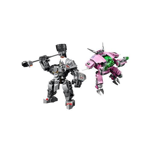 LEGO 75973 Overwatch D.Va & Reinhardt (GX1)