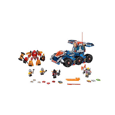 LEGO 70322 Nexo Knights Axls Tower Carrier - HARD TO FIND (GX1)