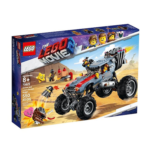 LEGO 70829 Movie 2 Emmet and Lucy's Escape Buggy! (GX1)