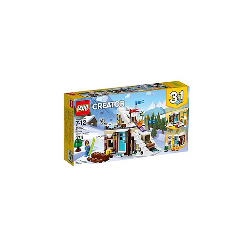 LEGO 31080 Creator 3-in-1 Modular Winter Vacation - HARD TO FIND
