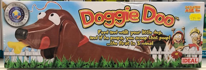 Doggie Doo Game by Ideal on Localy.co.uk (GX1)