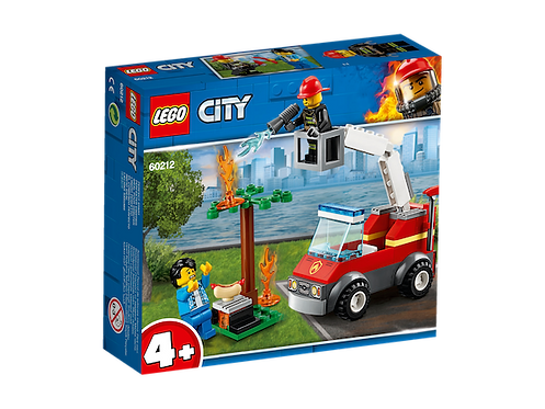 LEGO 60212 City Fire Barbecue Burn Out (GX1)