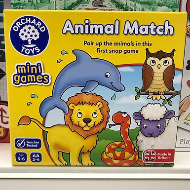Animal Match Game by Orchard Toys on Localy.co.uk (GX1)