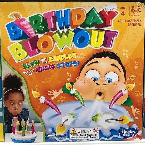 Birthday Blowout Game (Hasbro UK Ltd) on Localy.co.uk (GX1)
