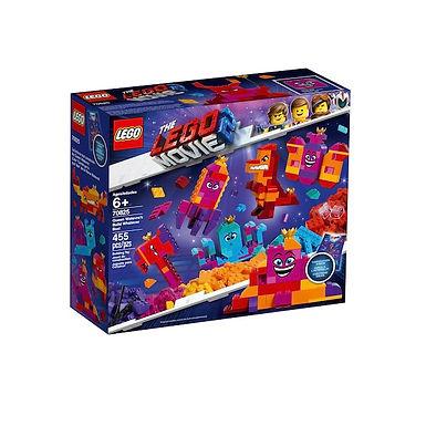 LEGO 70825 Movie 2 Queen Watevra's Build Whatever Box! (GX1)