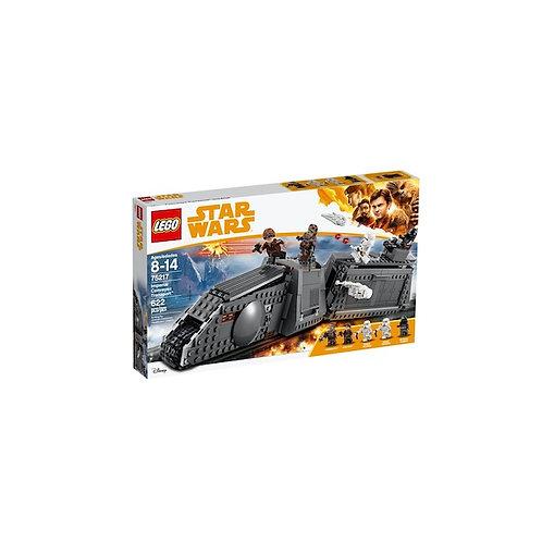 LEGO 75217 Star Wars Imperial Conveyex Transport - HARD TO FIND (GX1)
