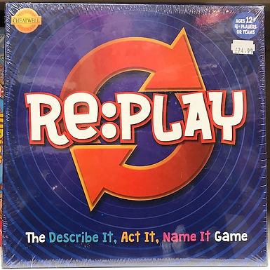 Re:Play Game at JJ Toys