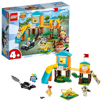 LEGO 10768 Toy Story 4+ Buzz & Bo Peeps Playground Adventure