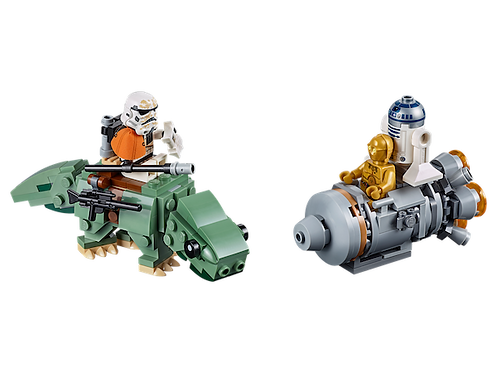 LEGO 75228 Star Wars Escape Pod vs. Dewback Microfighters (GX1)
