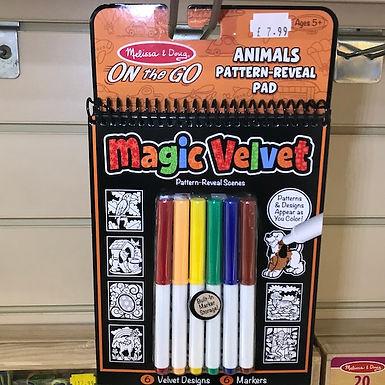Magic Velvet - Animals at JJ Toys