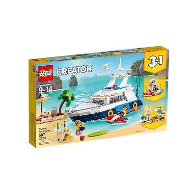 LEGO 31083 Creator Cruising Adventures (GX1)