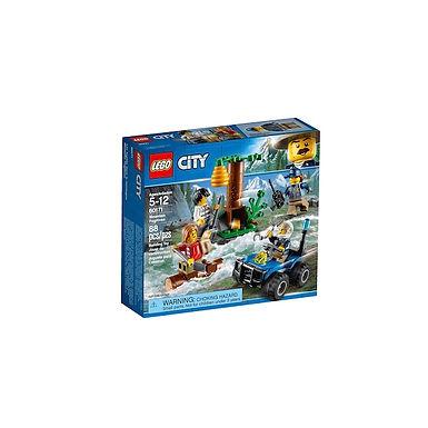 LEGO 60171 City Mountain Fugitives - HARD TO FIND (GX1)