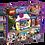 Thumbnail: LEGO 41366 Friends Olivias Cupcake Café (GX1)
