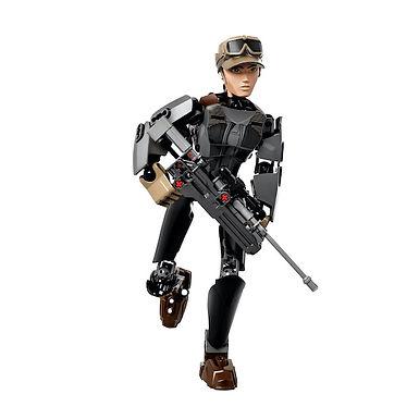 LEGO 75119 Star Wars Sergeant Jyn Erso - HARD TO FIND (GX1)