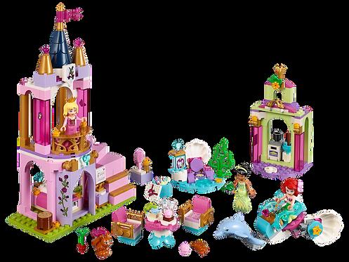 LEGO 41162 Disney Princess Ariel Aurora and Tiana's Royal Celebration