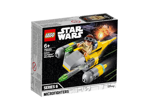LEGO 75223 Star Wars Naboo Starfighter Microfighter (GX1)