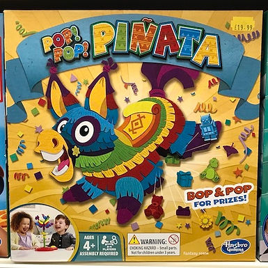 Pop Pop Piñata Game (Hasbro Gaming) on Localy.co.uk (GX1)