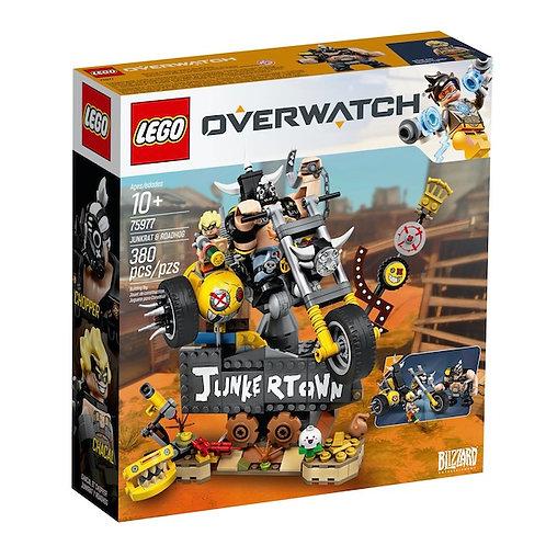LEGO 75977 Overwatch Junkrat & Roadhog (GX1)