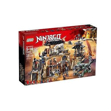 LEGO 70655 Ninjago Dragon Pit (GX1)