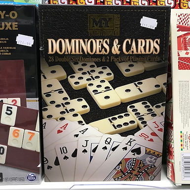 Dominoes & Cards on Localy.co.uk (GX1)