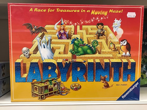Labyrinth (Ravensburger) on Localy.co.uk (GX1)