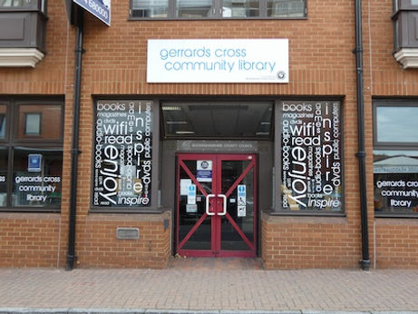 Gerrards Cross Community Library