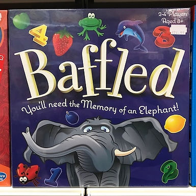 Baffled Game (Cheatwell) on Localy.co.uk (GX1)