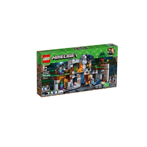 LEGO 21147 Minecraft The Bedrock Adventures (GX1)