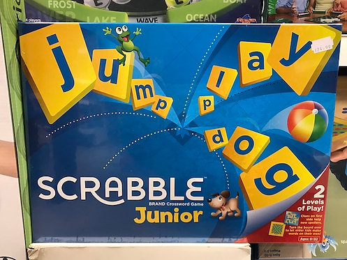 Scrabble Junior by Mattel on Localy.co.uk (GX1)