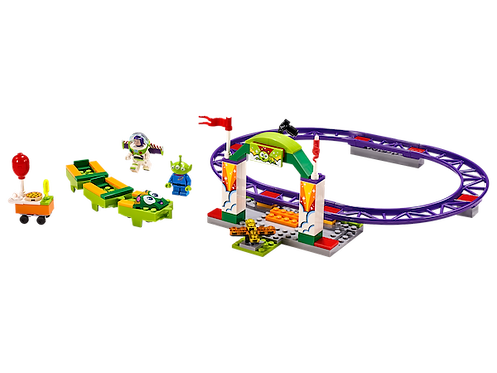 LEGO 10771 Toy Story 4+ Carnival Thrill Coaster (GX1)