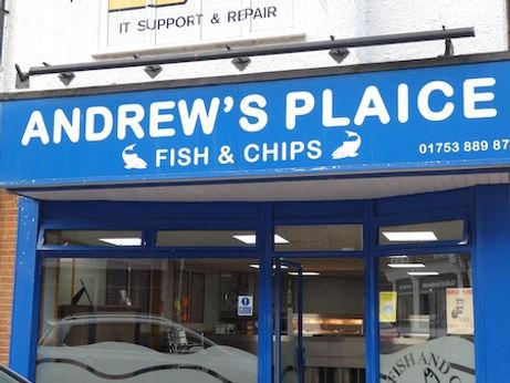 Andrew's Plaice