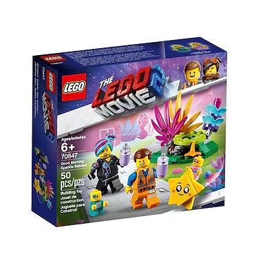 LEGO 70847 Movie 2 Good Morning Sparkle Babies! (GX1)