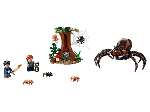 LEGO 75950 Harry Potter Aragog's Lair (GX1)