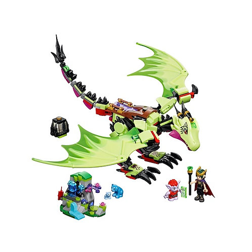 LEGO 41183 Elves The Goblin Kings Evil Dragon - HARD TO FIND (GX1)