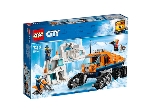 LEGO 60194 City Arctic Expedition Arctic Scout Truck (GX1)