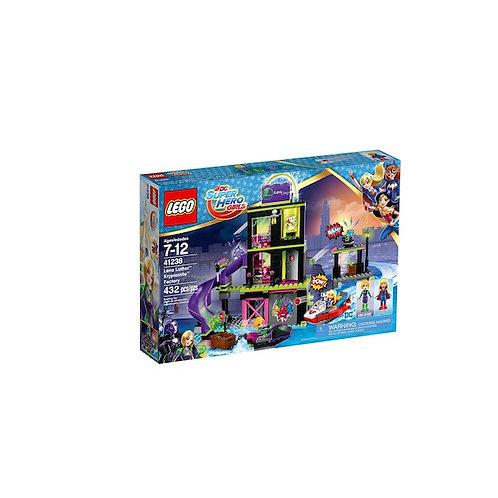 LEGO 41238 DC SuperHeroGirls Lena Luthor Kryptomite Factory - HARD TO FIND (GX1)