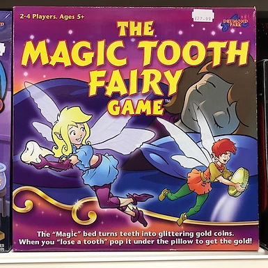 The Magic Tooth Fairy Game by Drumond Park at Localy.co.uk (GX1)