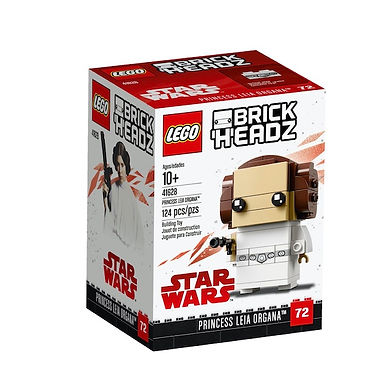 LEGO 41628 Brickheadz Star Wars Princess Leia Organa - HARD TO FI