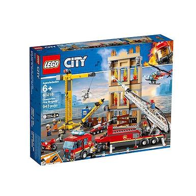 LEGO 60216 City Fire Downtown Fire Brigade (GX1)